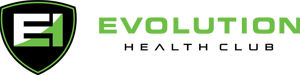 evolution health club logo